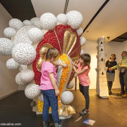 Accedeix a Visites familiar Gaudí Centre