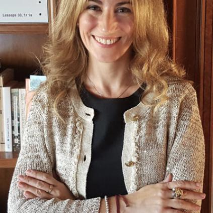 Accedeix a Blanca Moreno