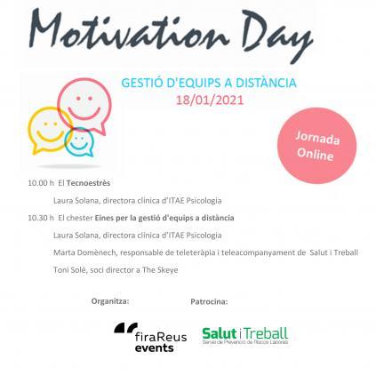 Accedeix a Motivation Day