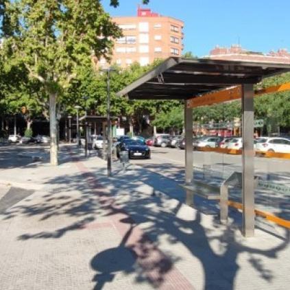 Accedeix a Nova parada busos interurbans