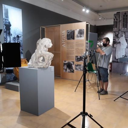 Accedeix a Digitalització de peces del Museu de Reus projecte Giravolt