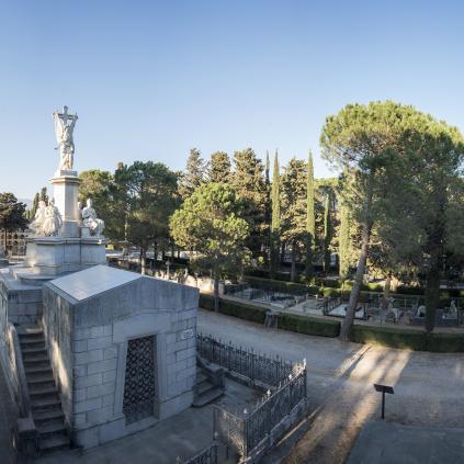 Accedeix a Cementiri general de Reus