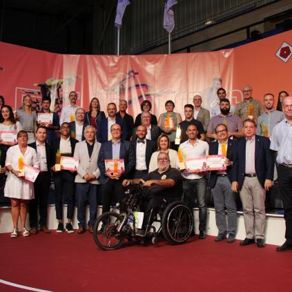 Accedeix a Lliurats els Premis Esport i Ciutat 2019