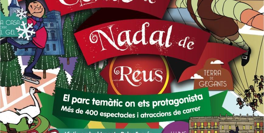 Cartell de la campanya de Nadal 2015