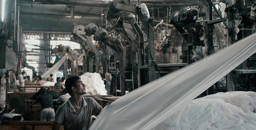 """Imatge del documental """"Machines"""" que es projecta al CIMIR en El Documental del Mes aquest 23 de gener"""