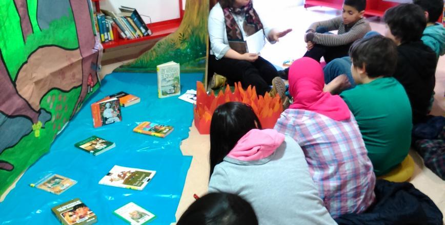 Foto Clubs de Lectura a les Biblioteques Municipals