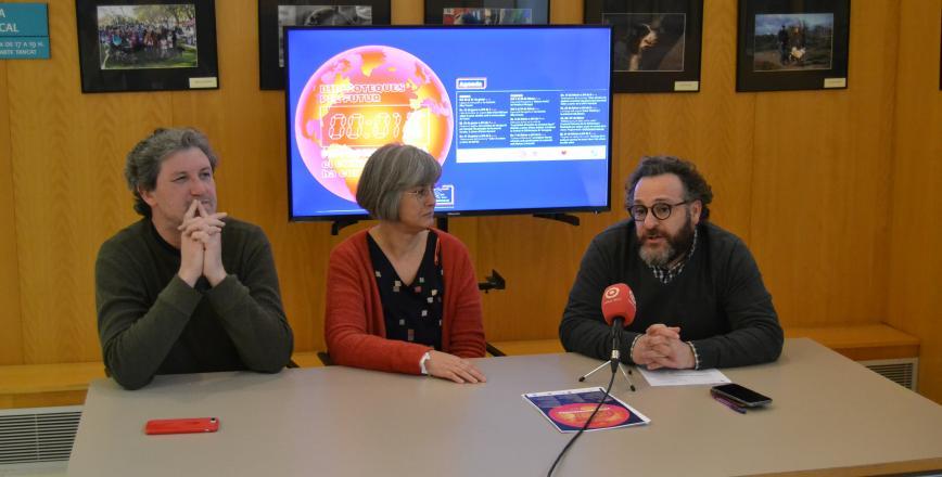 Presentació del programa d'activitats a la Biblioteca Xavier Amorós