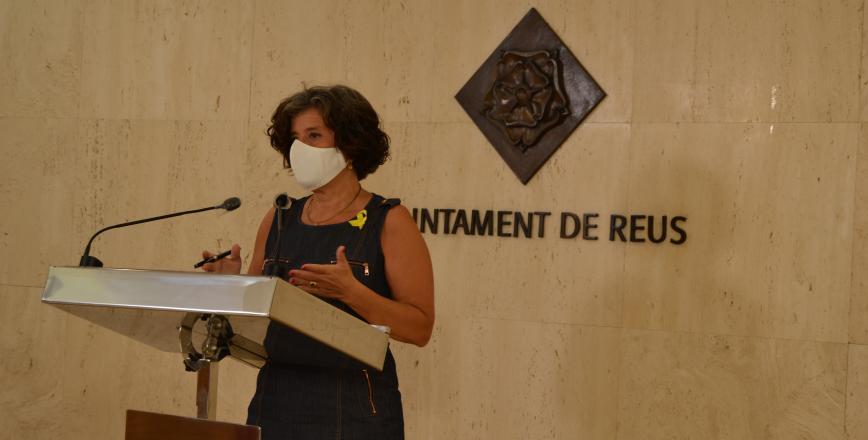 Montserrat Vilella, regidora de Benestar Social