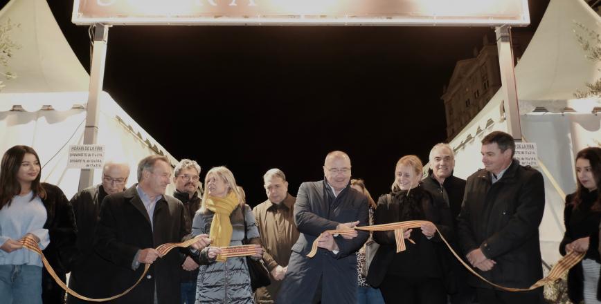 Inauguració Fira de l'Oli