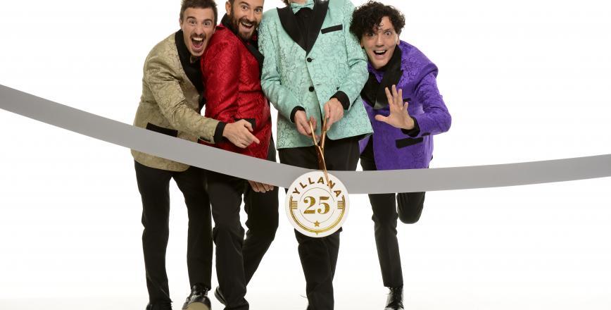 Imatge de l'espectacle Yllana 25