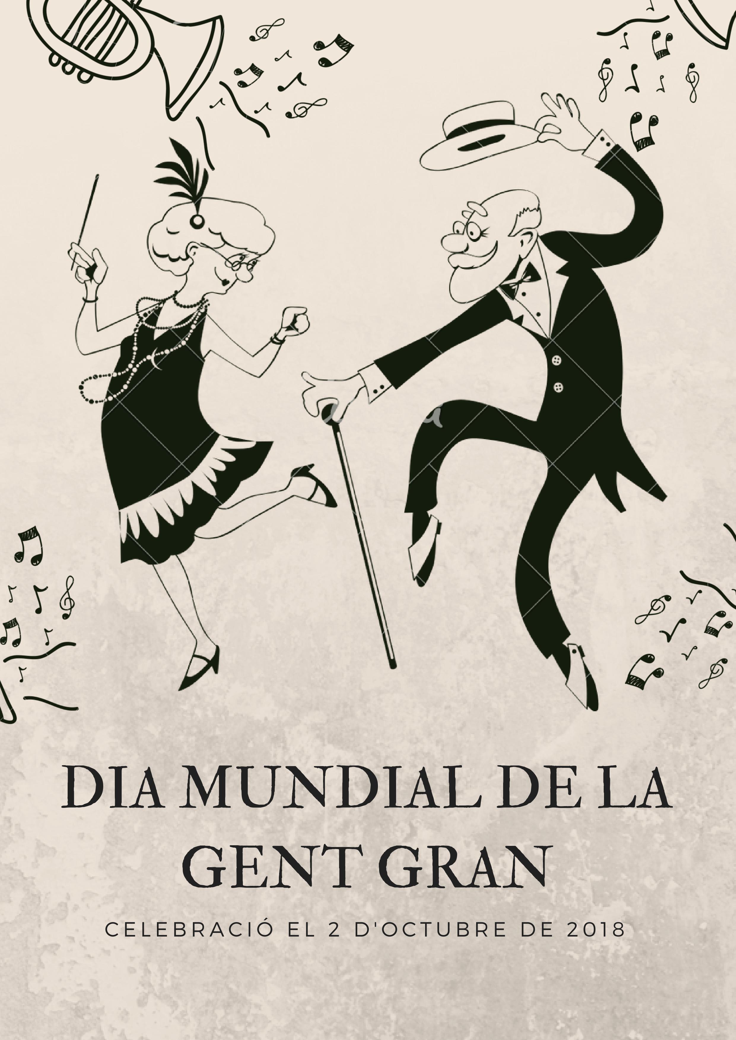 DIA MUNDIAL DE LA GENT GRAN