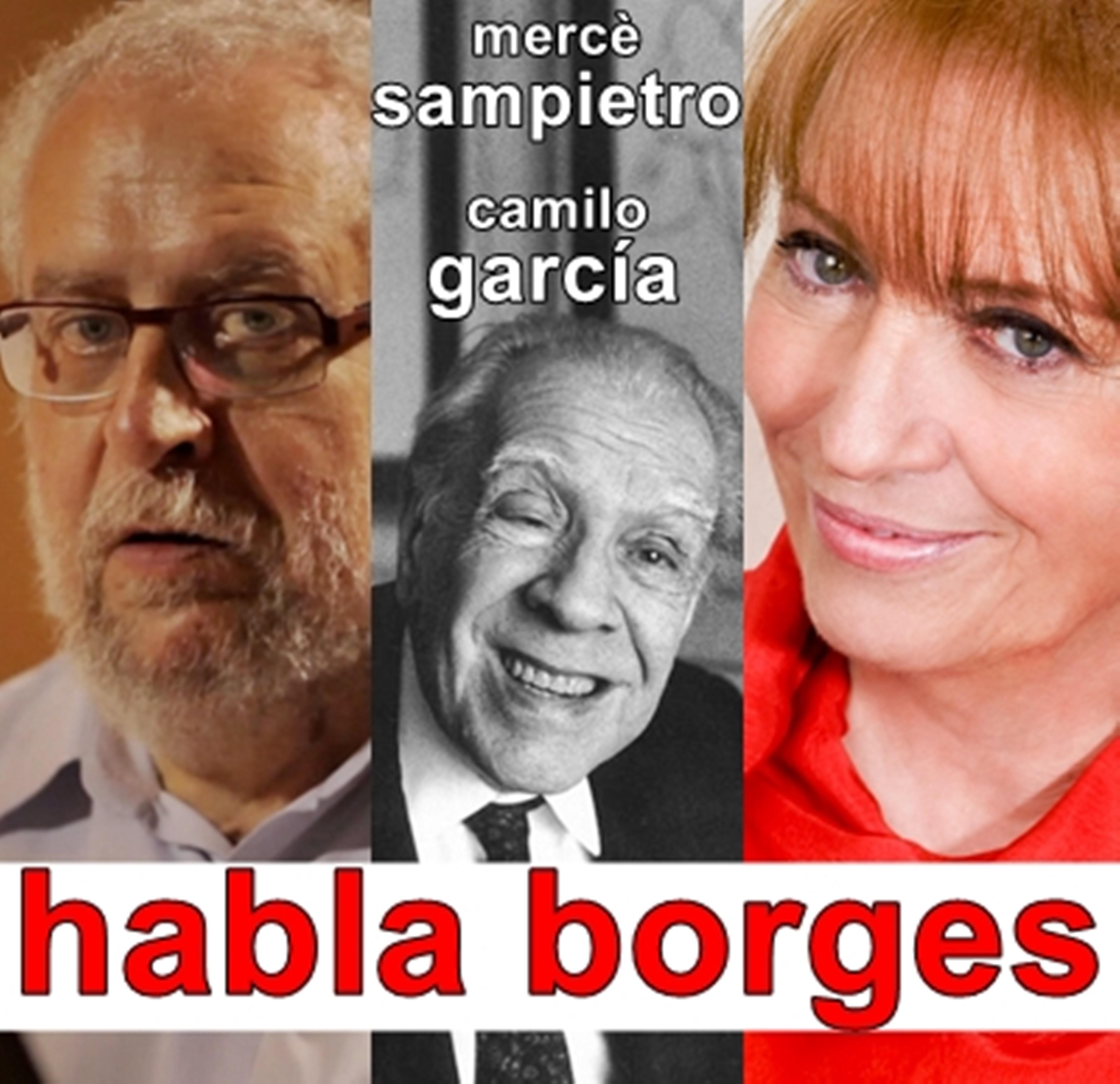 Habla Borges - Cicle Grans Mestres