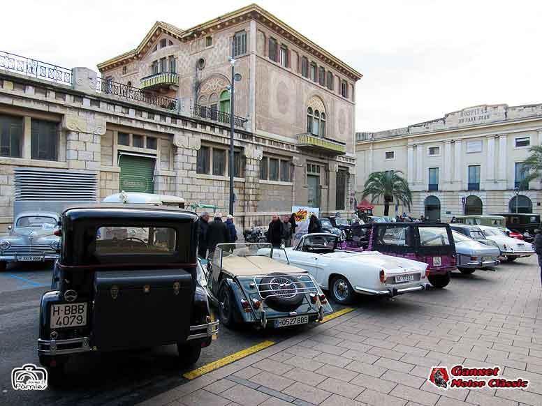 XXIII Ral·li de Cotxes Històrics Costa Daurada