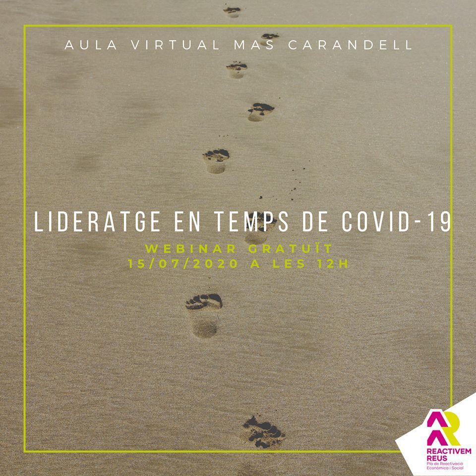 Webinar: Lideratge en temps de Covid-19