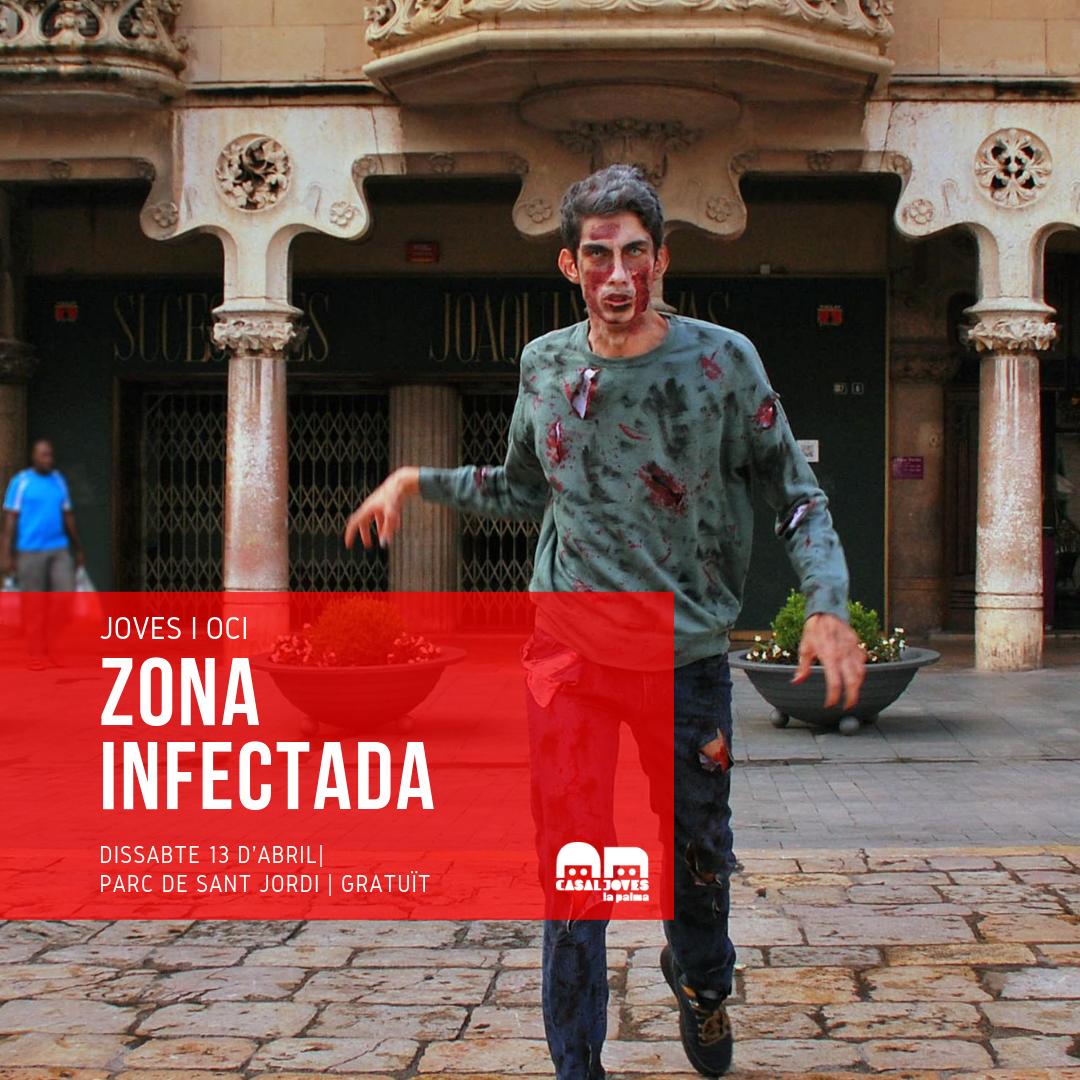 Zona infectad