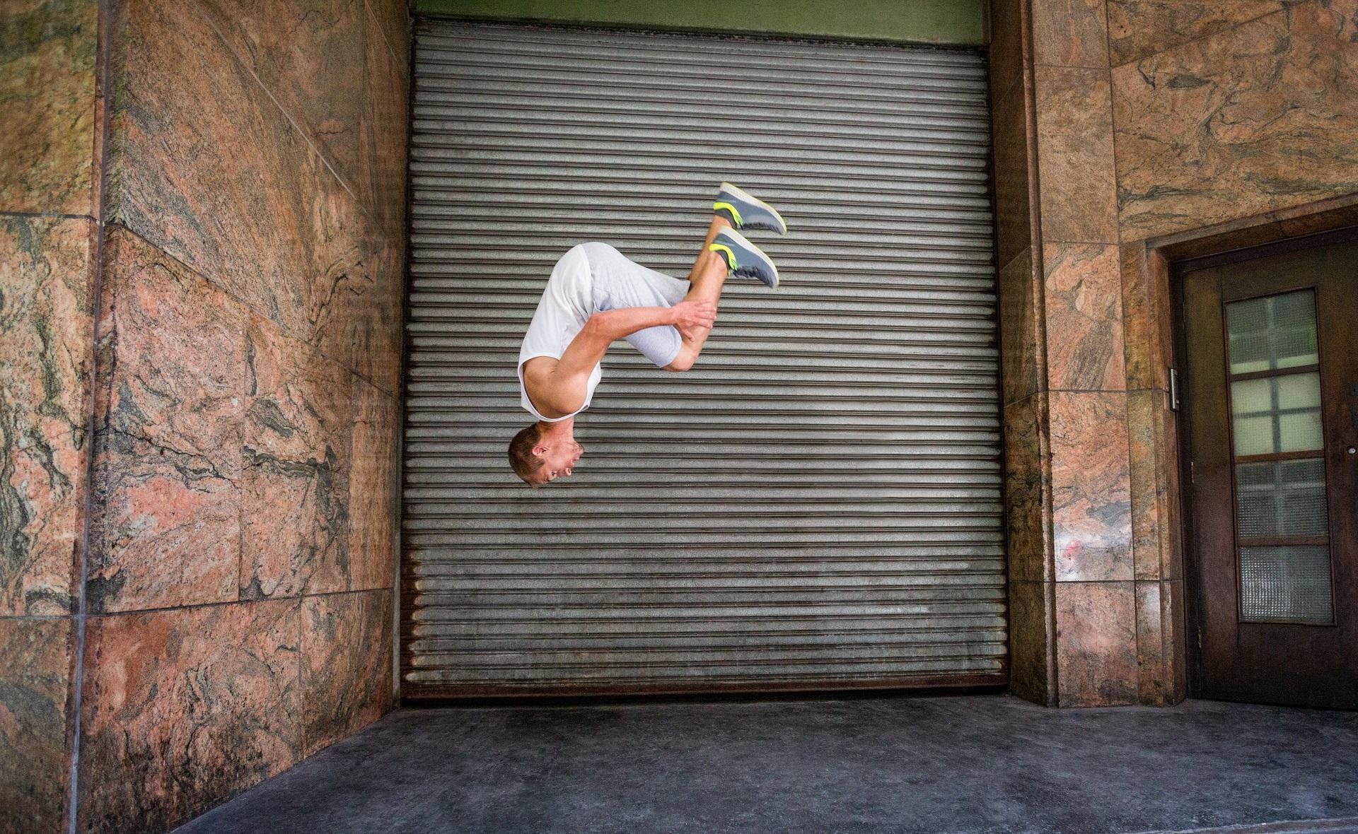 Taller d'habilitats acrobàtiques 23/1