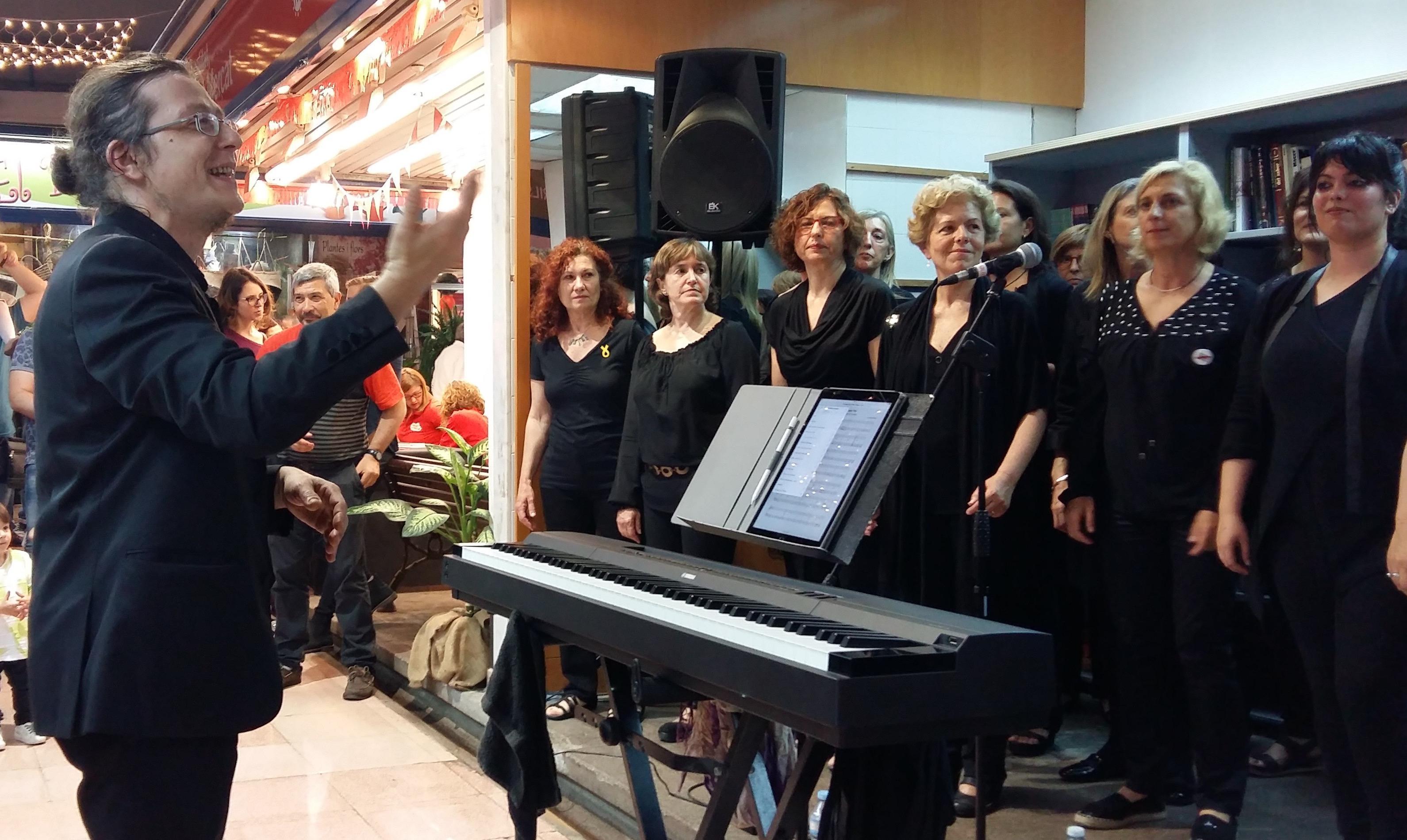 Música Gòspel als Marxants i al Mercat Central