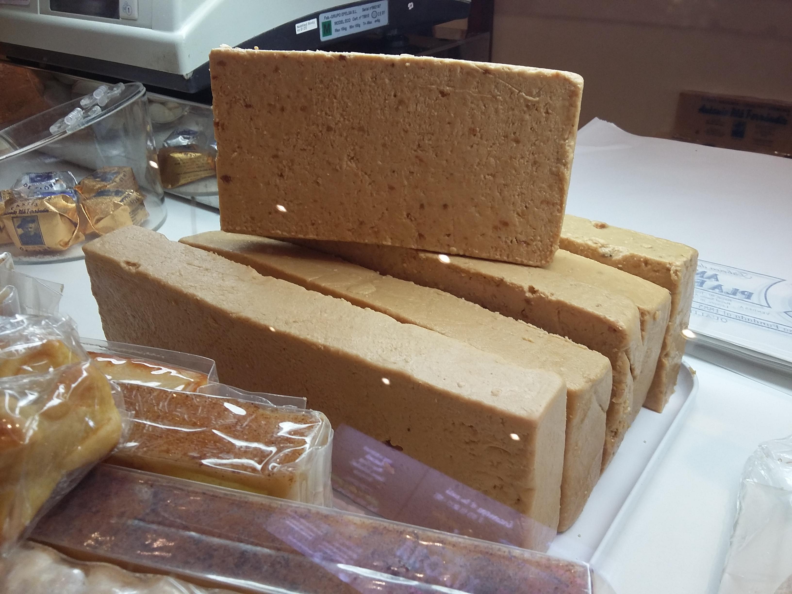 Tast hedònic de torró de Xixona