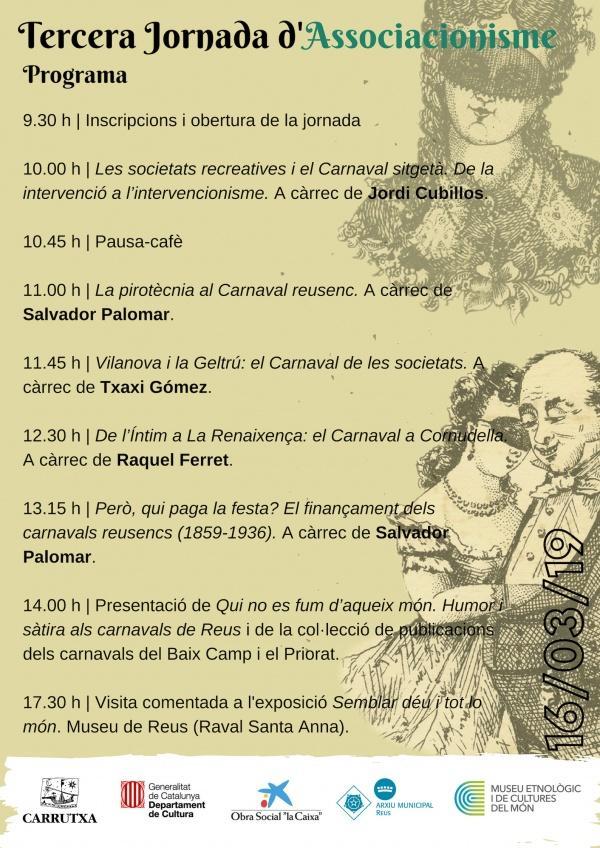 III Jornada d'Associacionisme i Cultura Popular