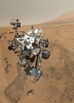 Astronautes del Curiosity