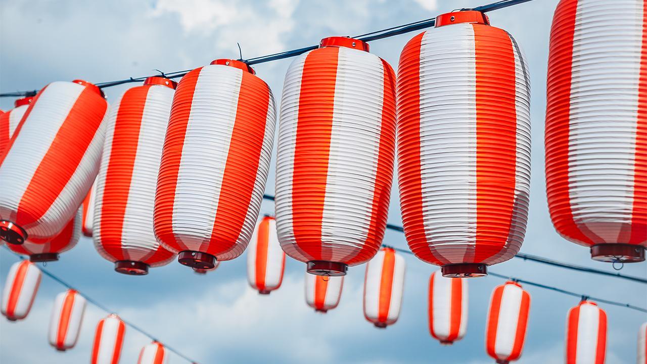 Taller de fanalets japonesos