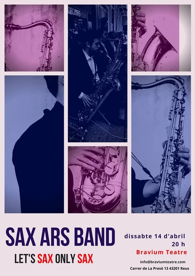 Concert de Sax Ars Band
