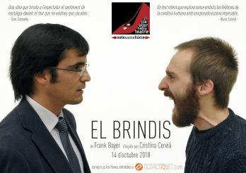 'El Brindis', de la cia La Gàrgola