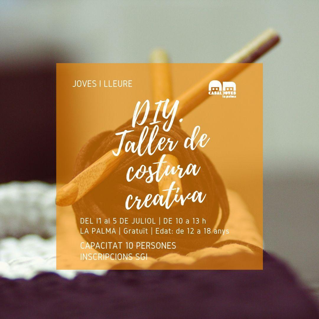 Do it Yourself. Taller de costura creativaE