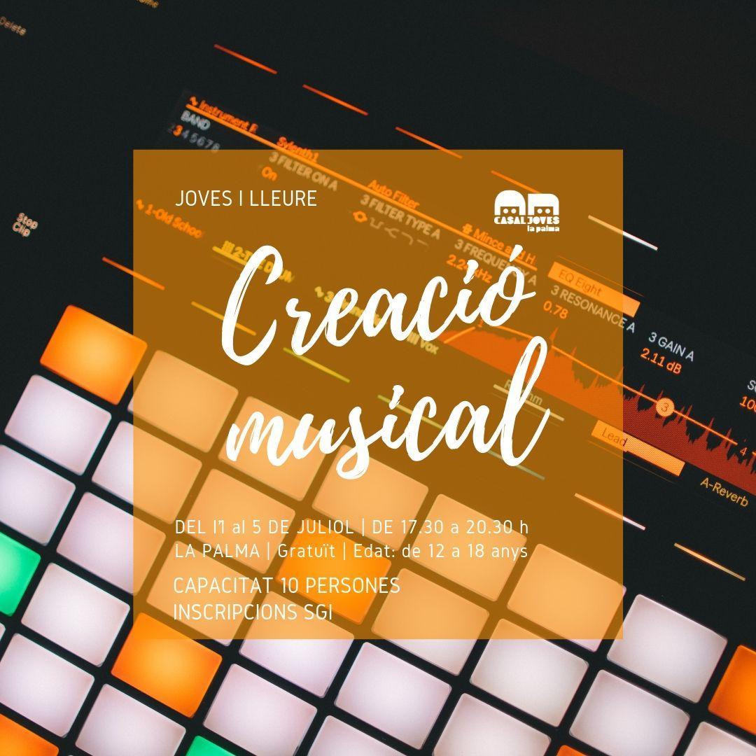 Creació MusicalE