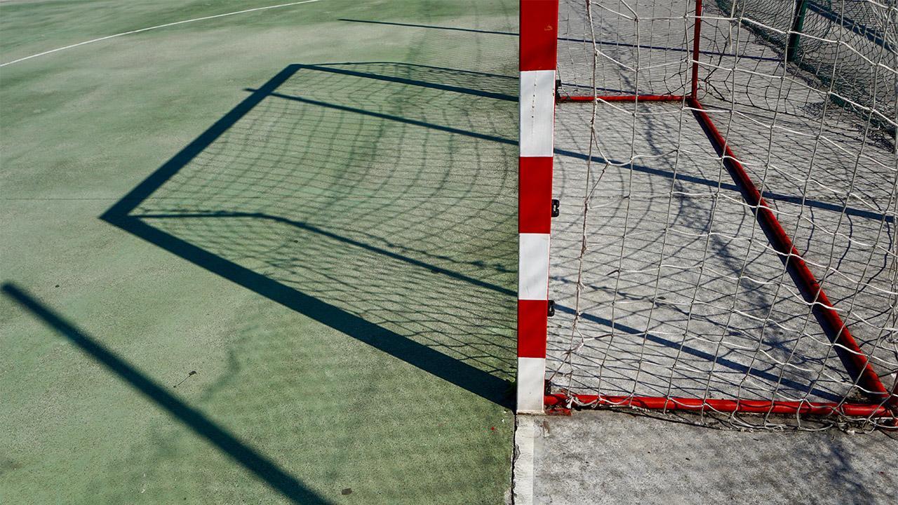 Futbol. Escola Marià Fortuny