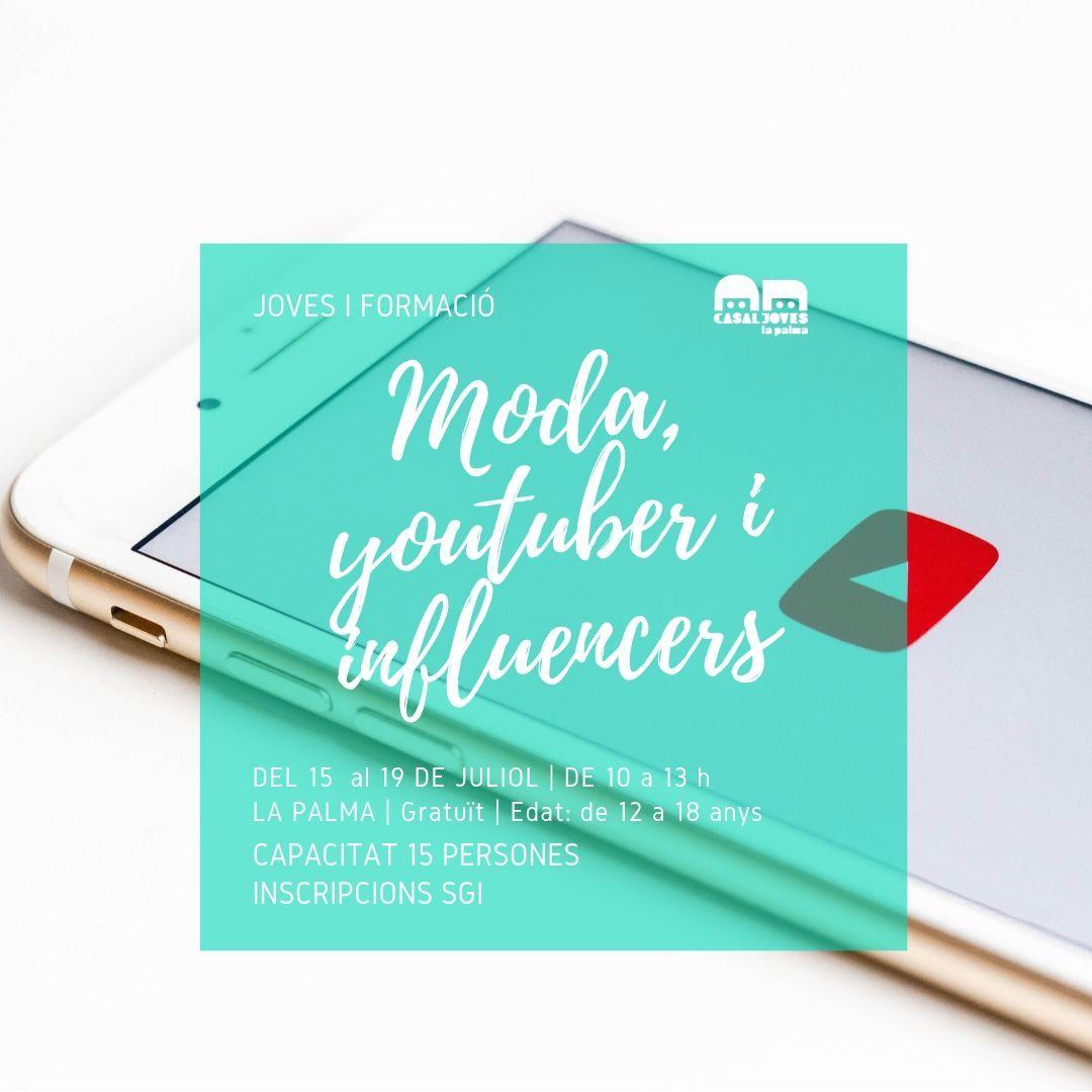 Moda, youtuber i influencers