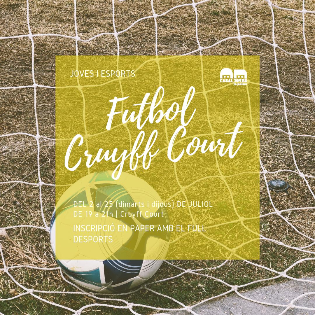 Futbol Cruyff Court