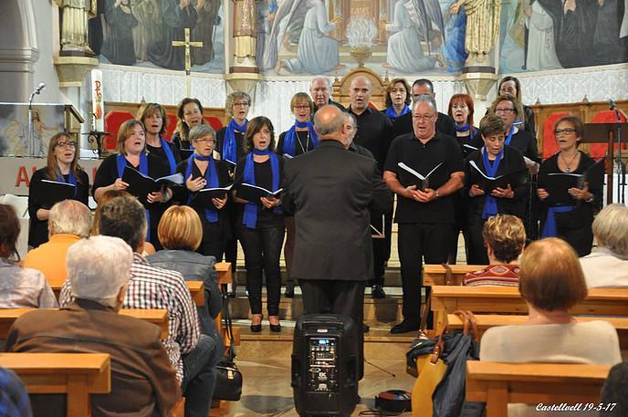 Concert del cor Acords de Reus
