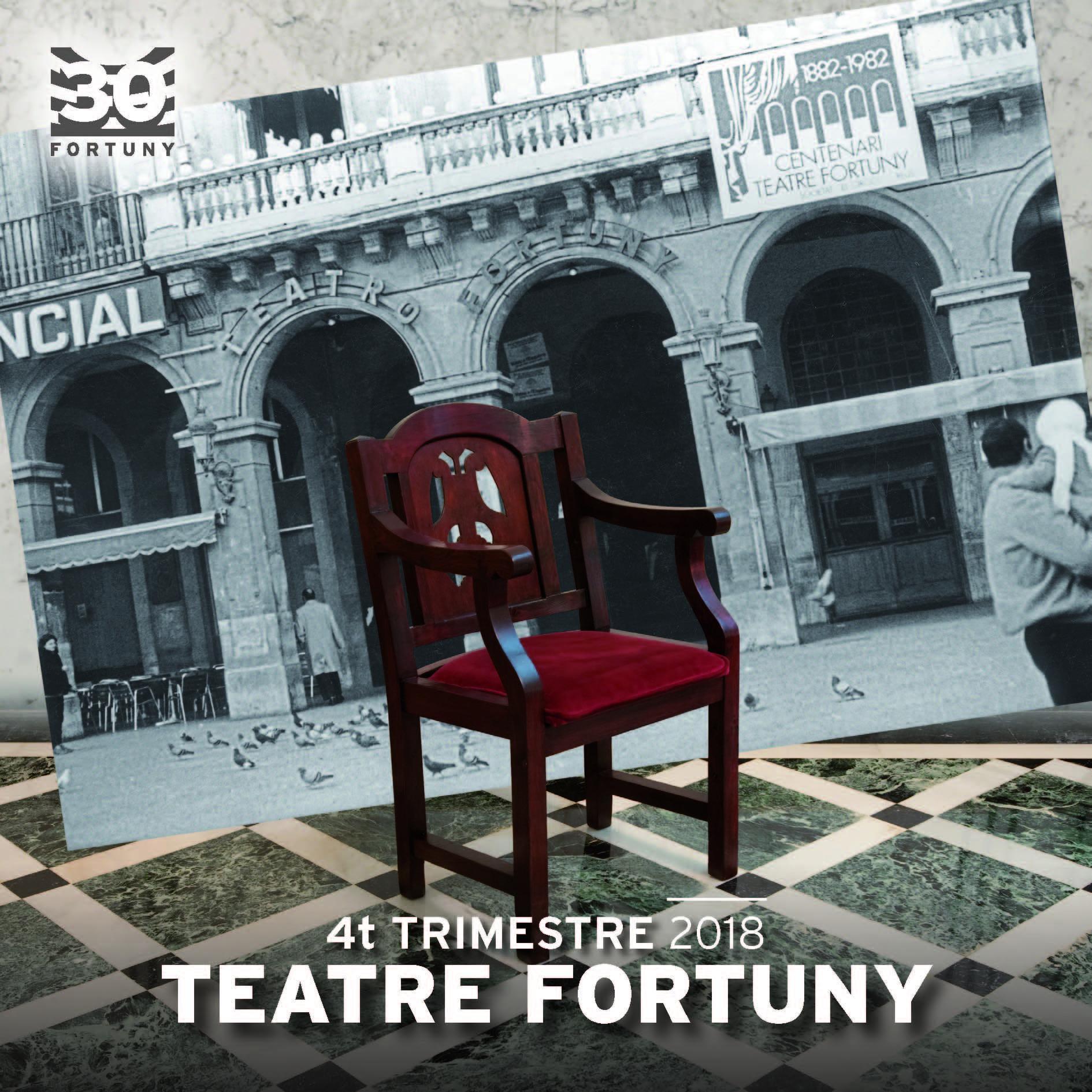Temporada de tardor al Teatre Fortuny