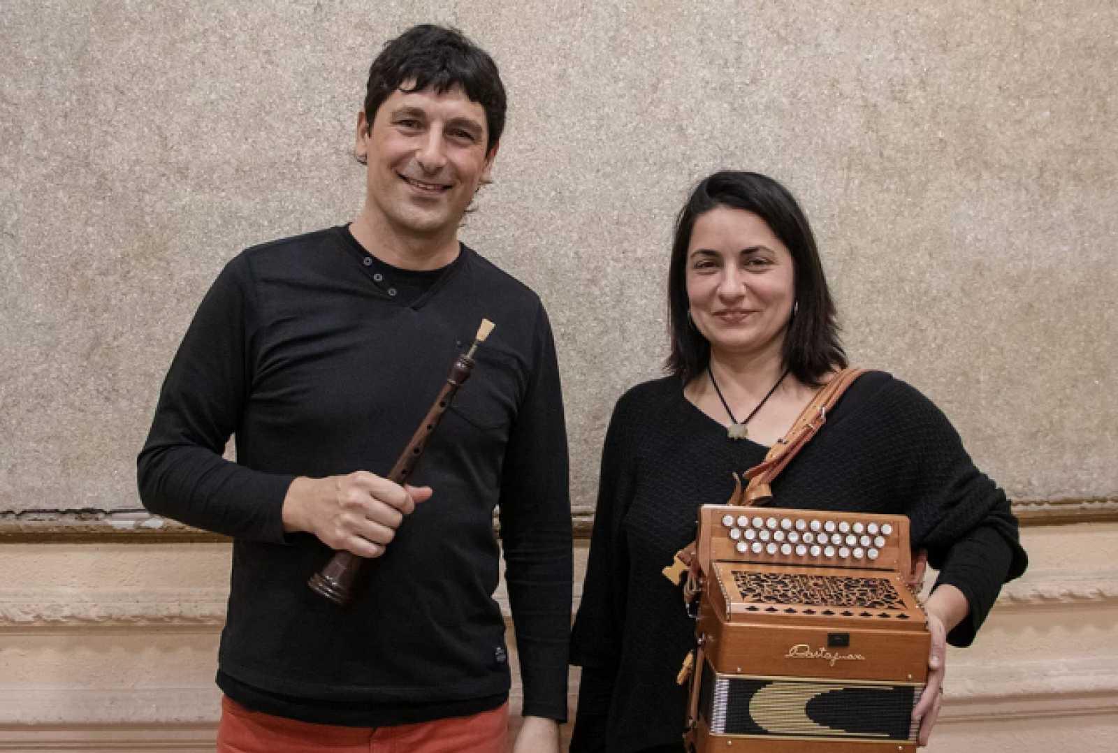 Sant Pere 2021: concert vermut amb Cati Plana i Pau Puig