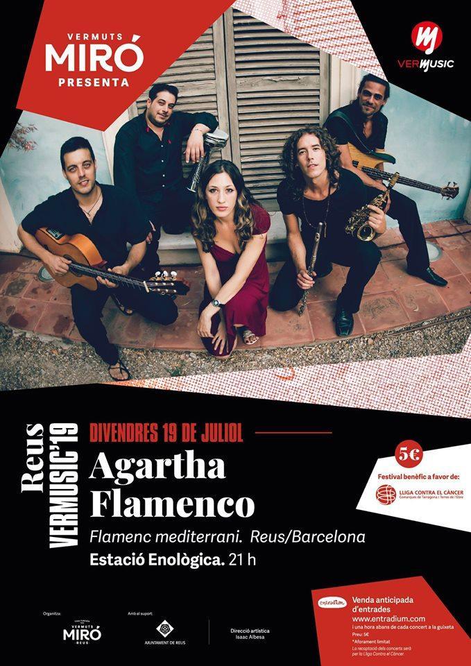 Vermusic · Concert d'Agartha Flamenco