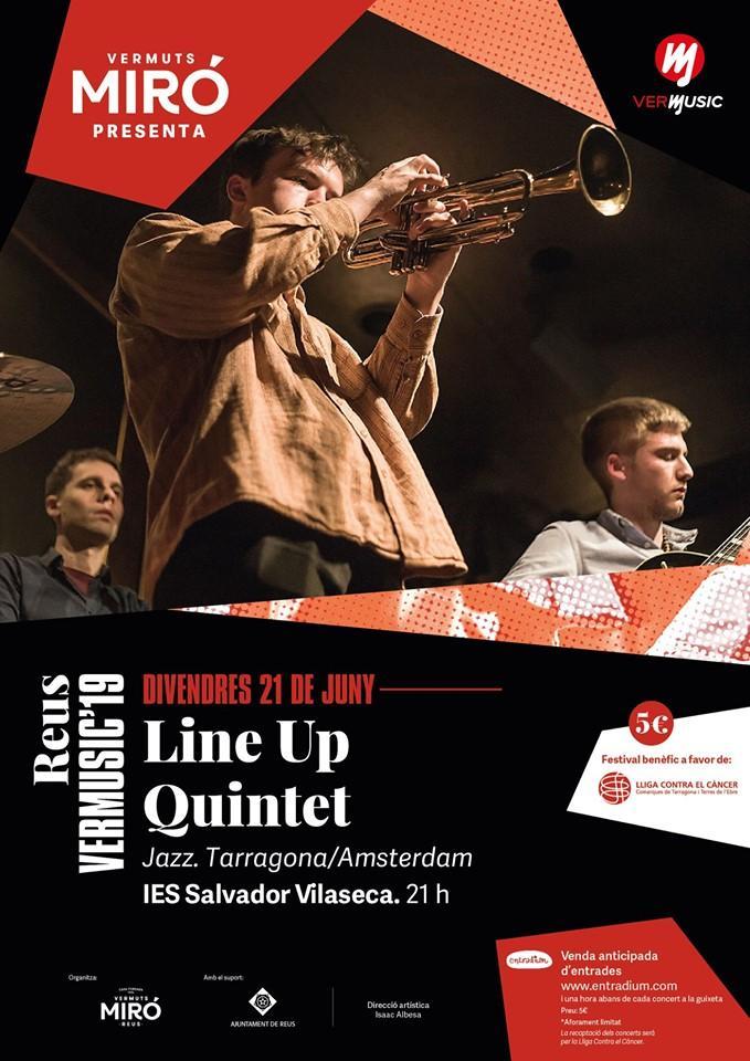 Vermusic amb Line Up Quintet