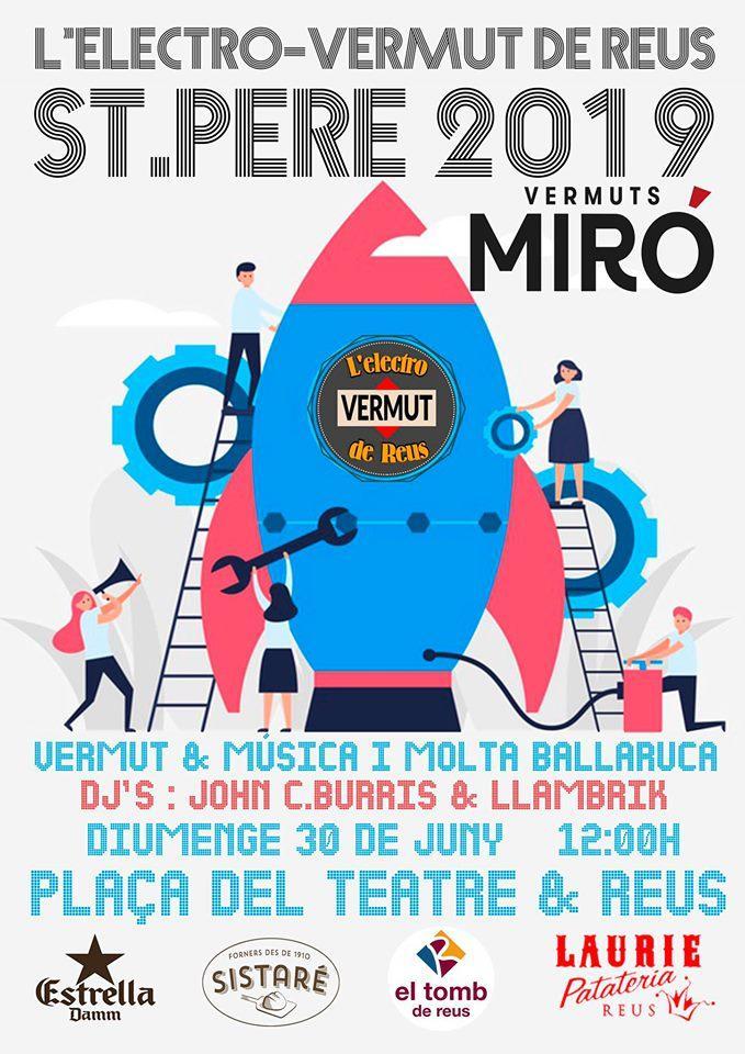 L'electro-vermut de Sant Pere 2019
