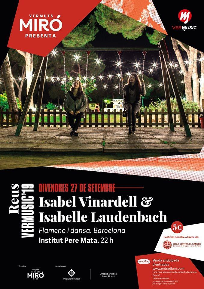 Vermusic amb Isabel Vinardell & Isabelle Laudenbach