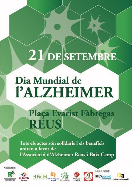 Festa pel Dia Mundial de l'Alzheimer
