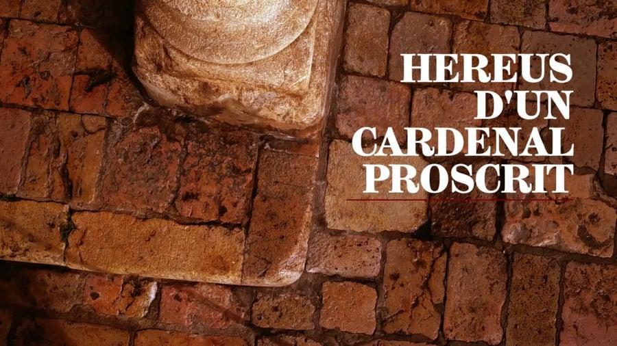 """Hereus d'un cardenal proscrit"", de Llúcia Oliva"