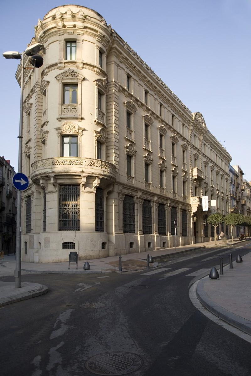 Museu de Reus · seu central