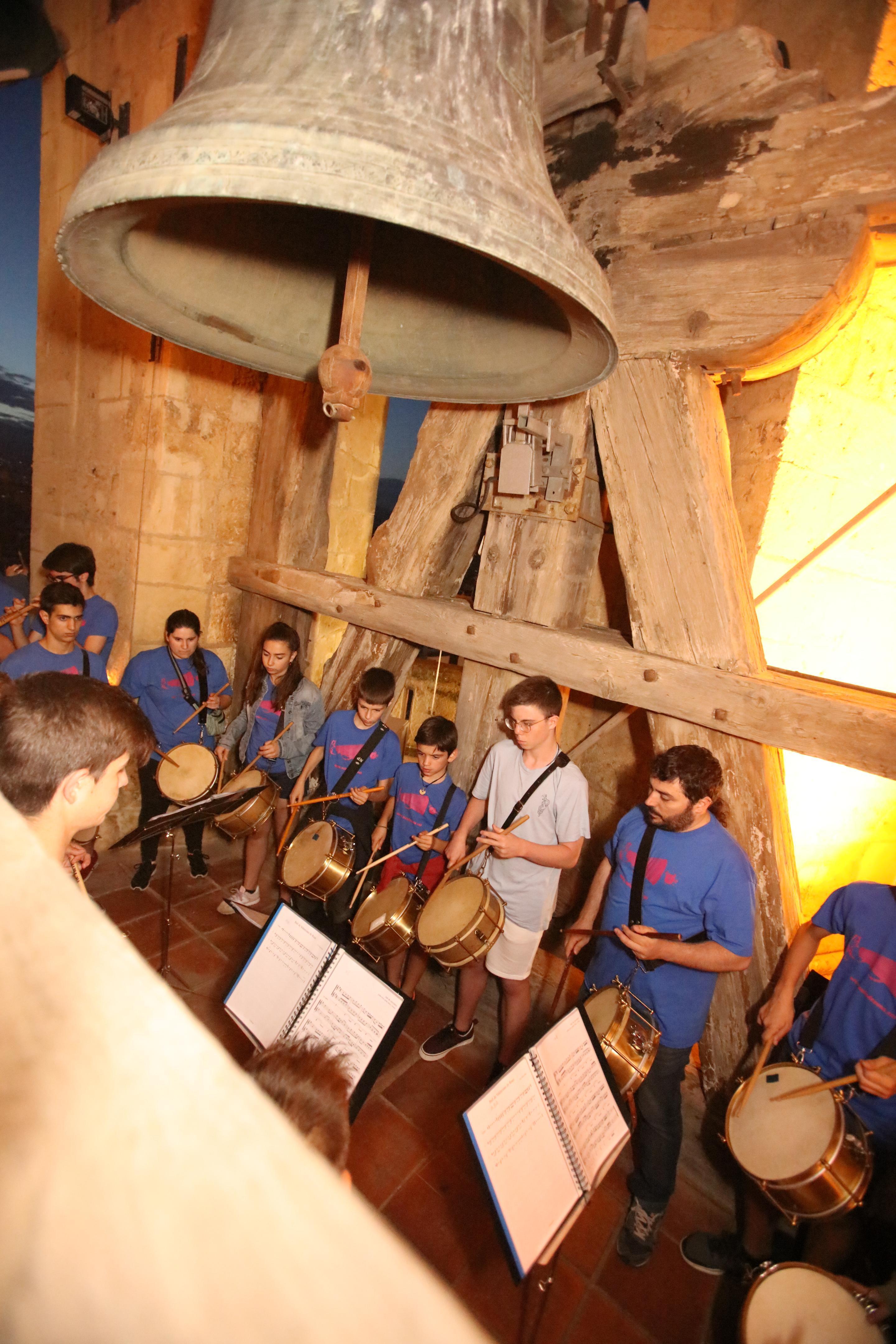Sant Pere 2021: Concert de gralles
