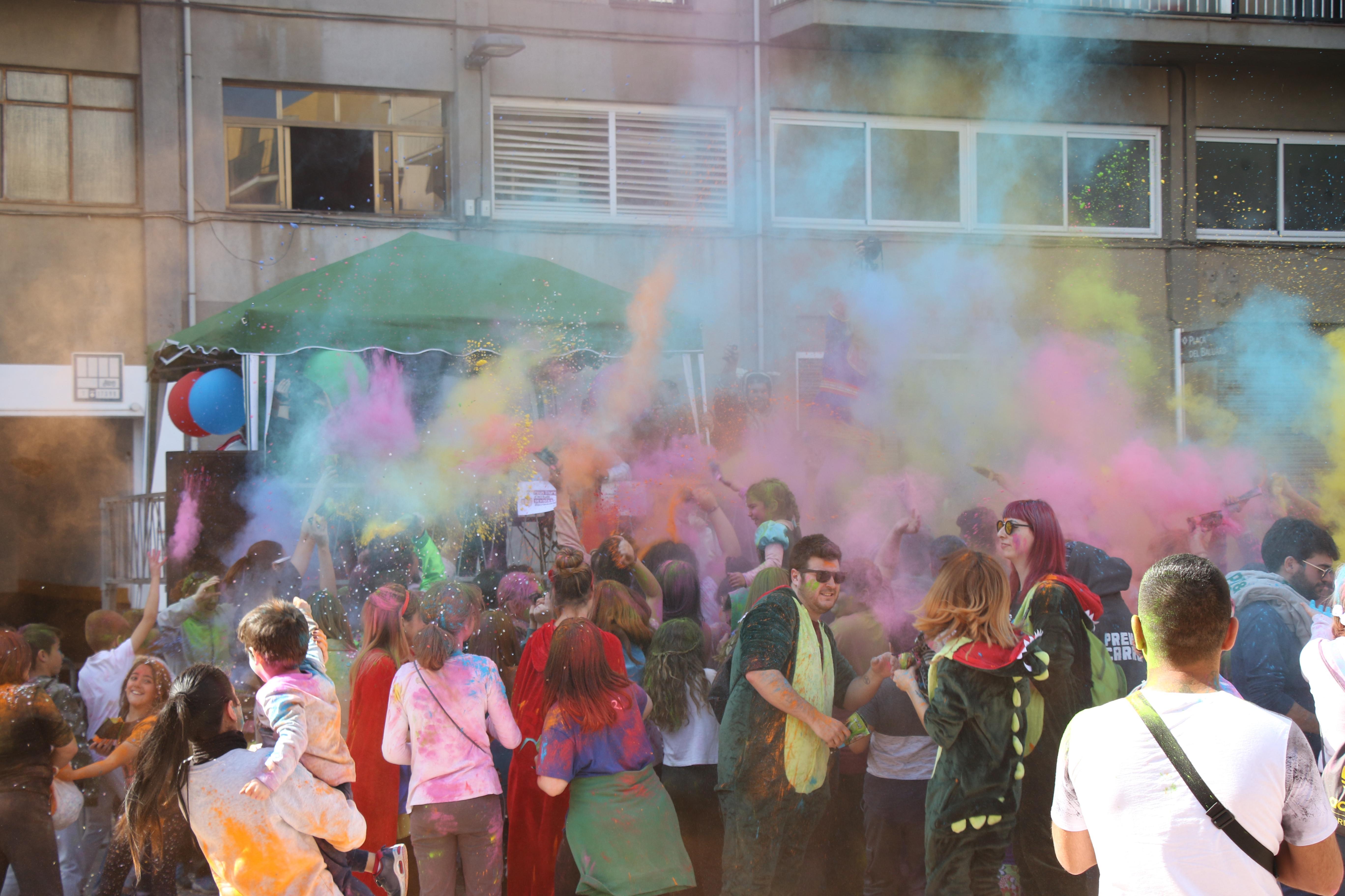 Carnaval 2020 · Fes-te Pols