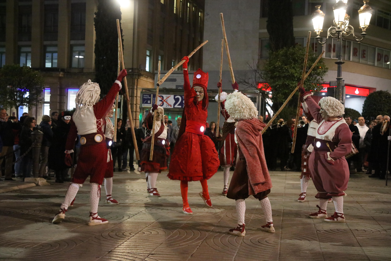 Carnaval 2020 · Sortida del Ball del Carnestoltes i els Set Pecats