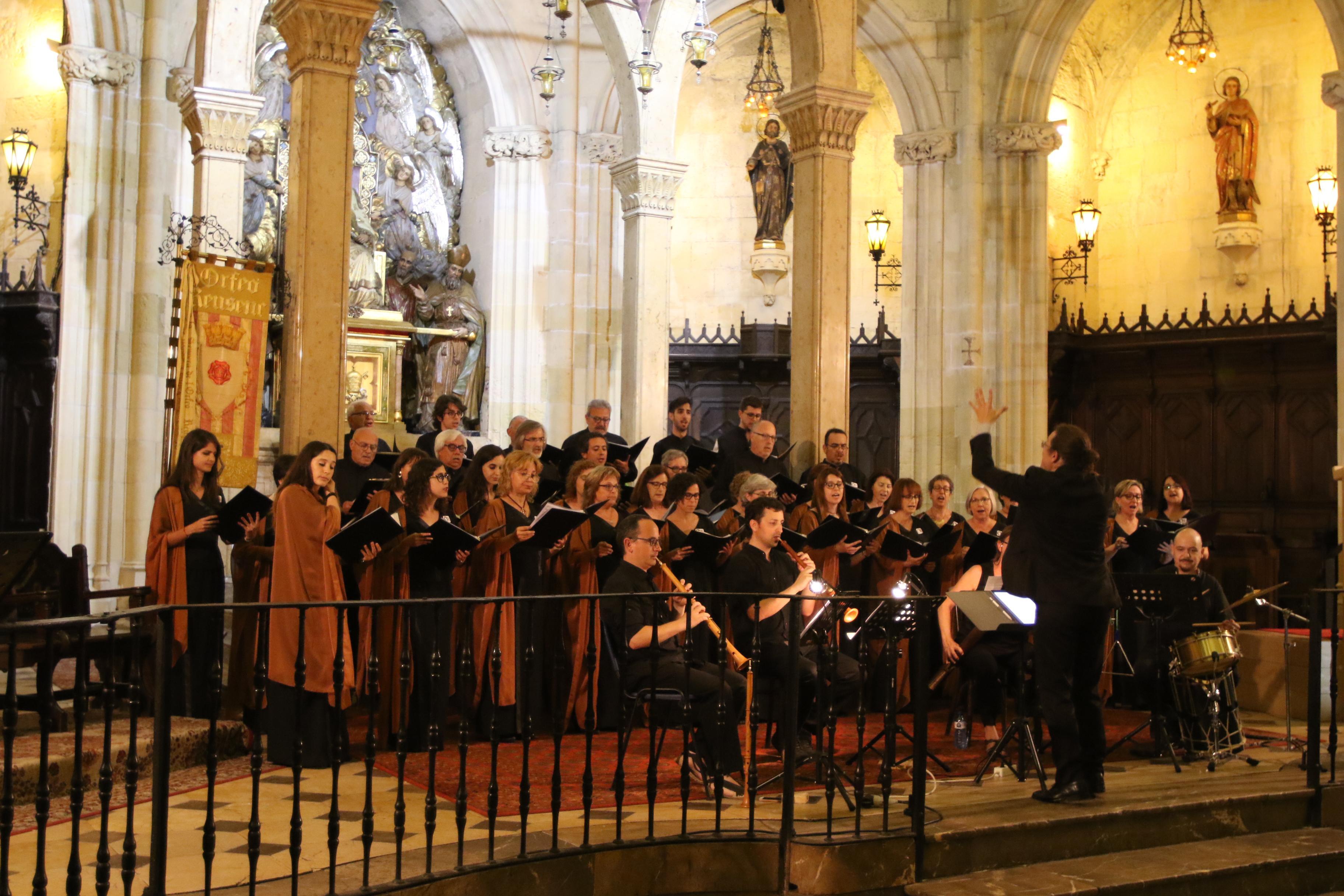 Concert de Festa Major de l'Orfeo Reusenc