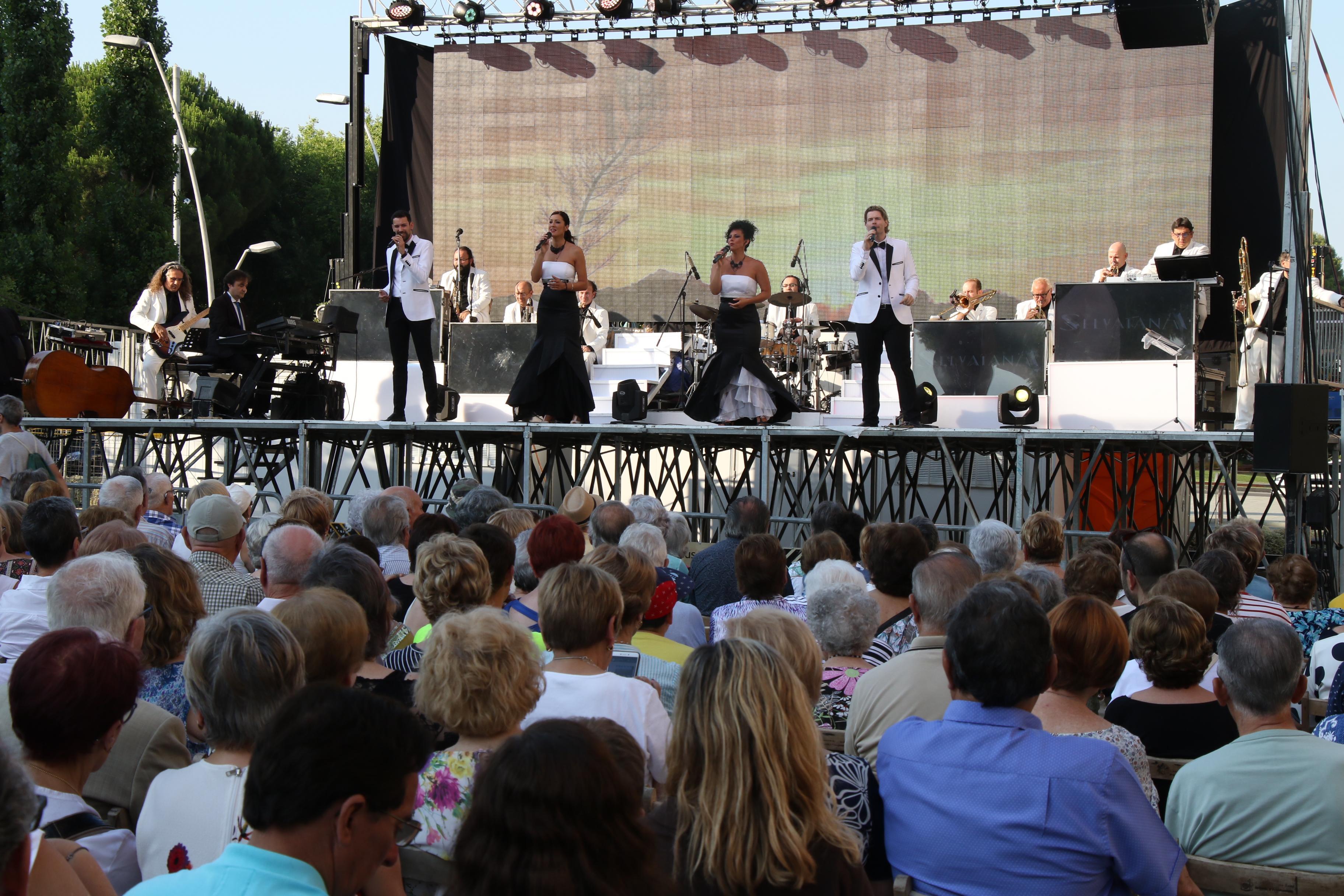 Concert de tarda de l'Orquestra Cimarrón