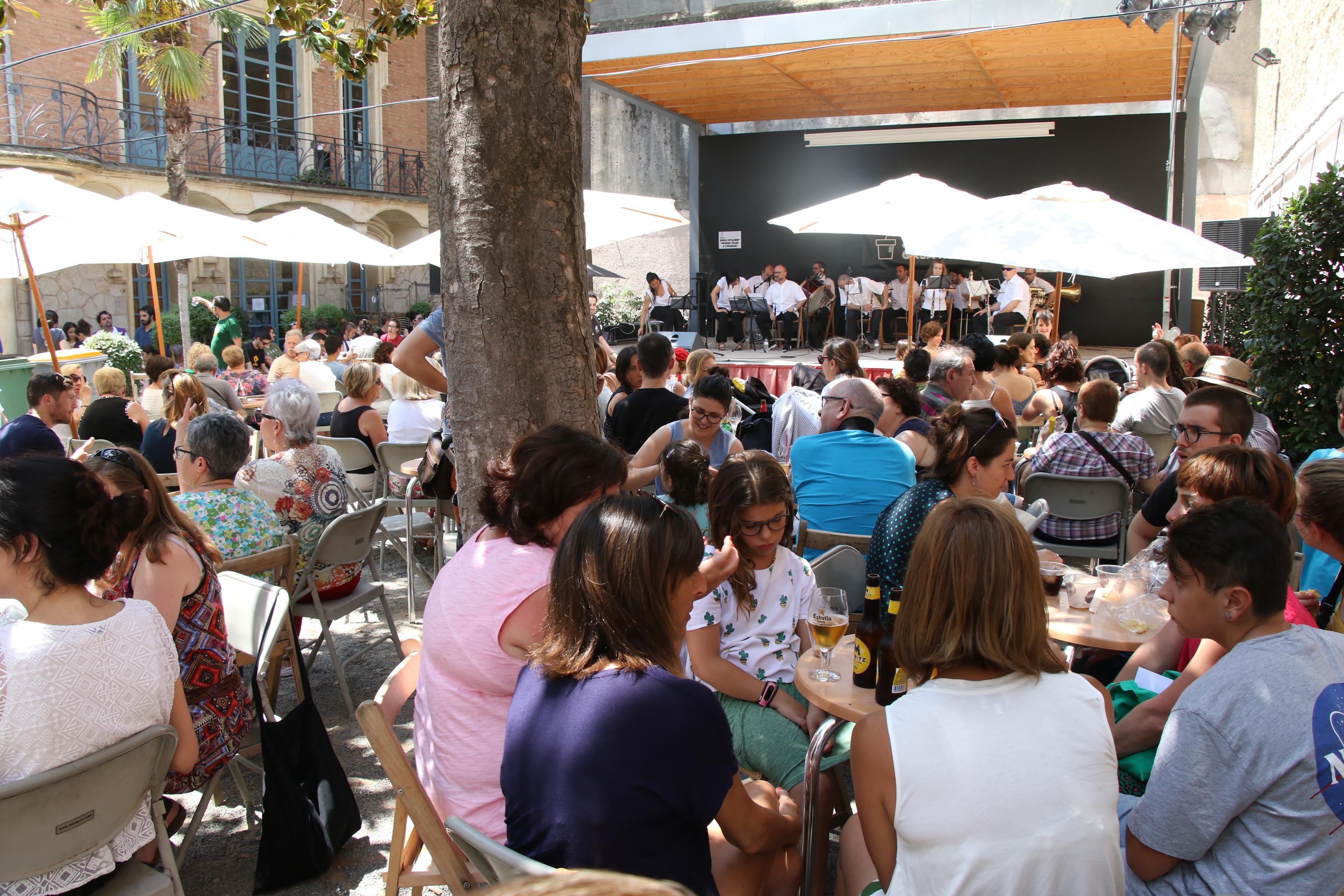 Concert vermut amb La Típica, la banda de la Festa Major de Vilafranca