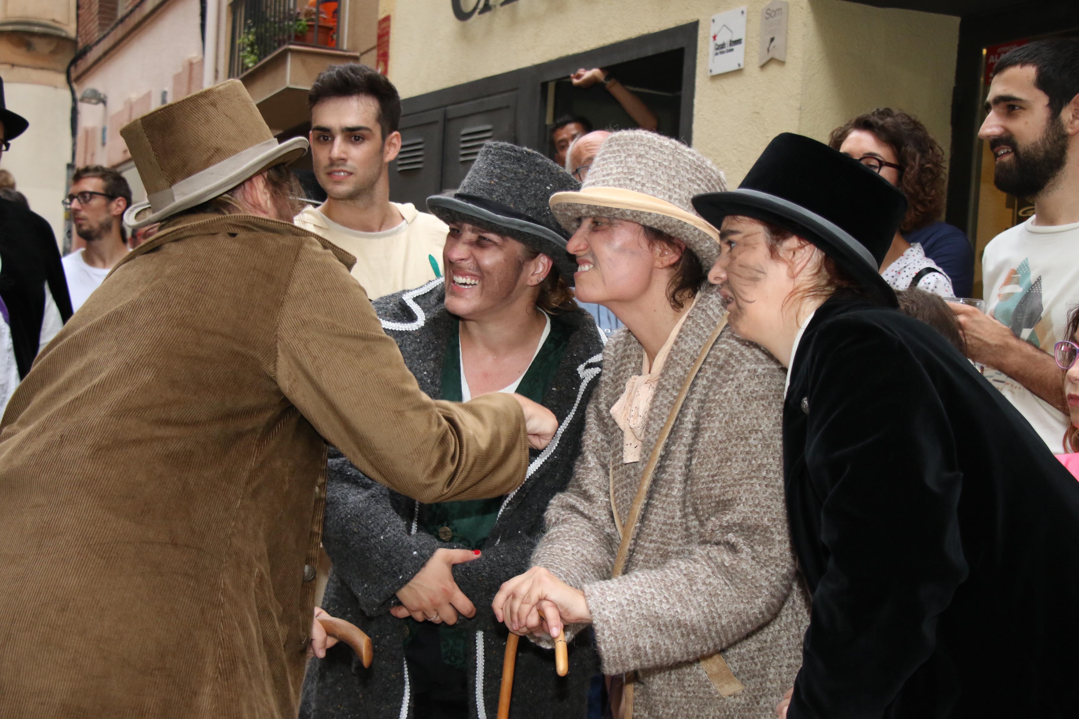 Representació Dames i Vells de Reus
