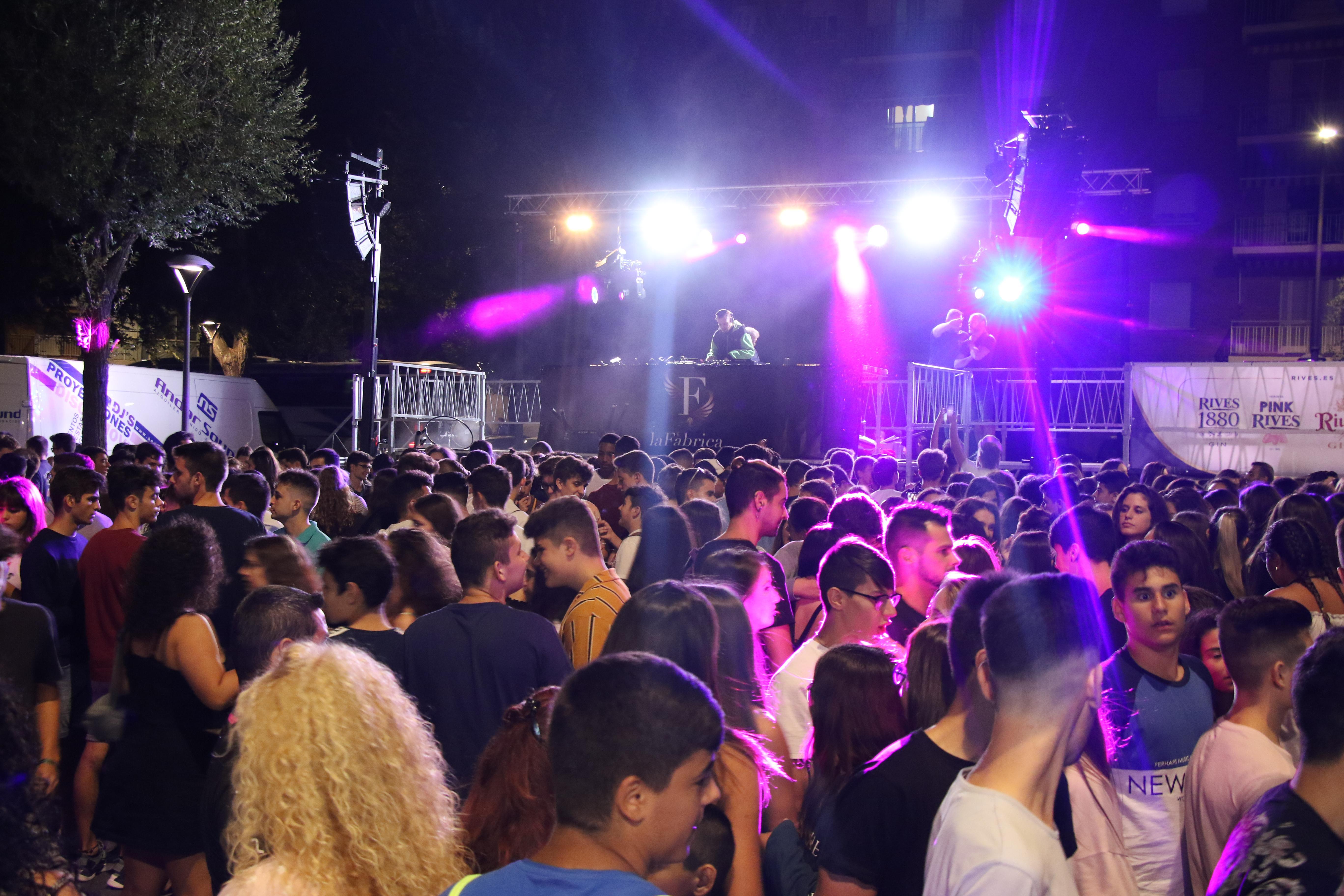 Revetlla Go Fabri Open air Festival Misericòrdia 2019